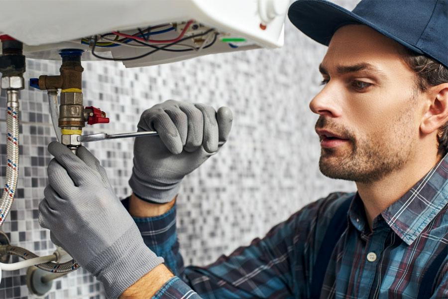 Các dịch vụ sửa máy nước nóng ở Trung Tâm Sửa Chữa Bảo Hành Panasonic