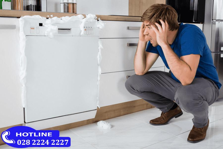 Những điều kiện bảo hành máy rửa chén Panasonic