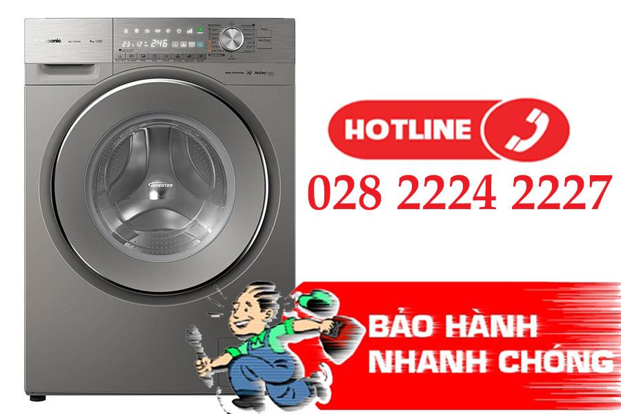 bảo hành, sửa máy giặt Panasonic