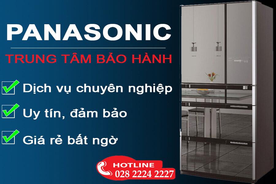 trung tâm sửa tủ lạnh Panasonic