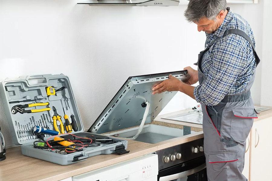Dịch vụ sửa bếp từ Panasonic trọn gói tại nhà